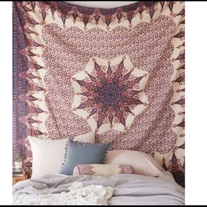 Magical Thinking Medallion Tapestry
